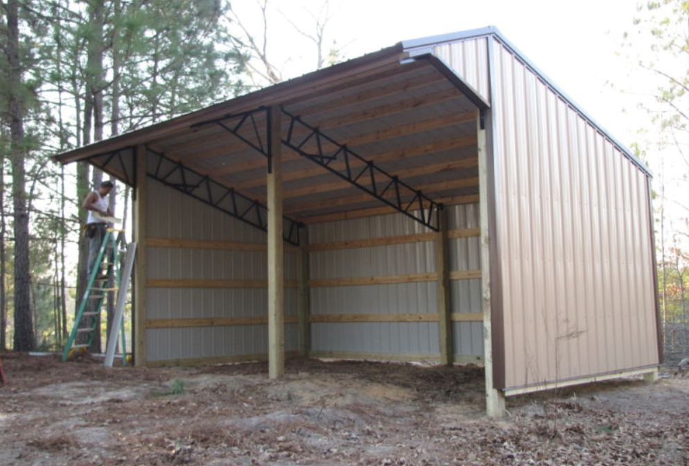 extras - Metal Roof Trusses